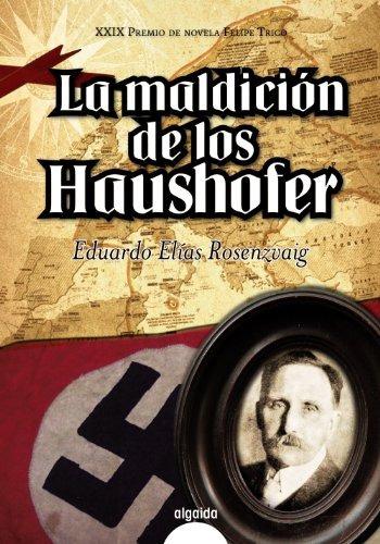 libro la maldición de los haushofer - nuevo