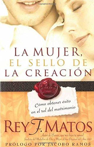 libro la mujer, el sello de la creacion / woman the seal of