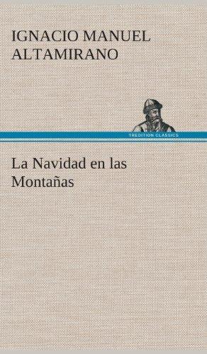 libro la navidad en las montanas - nuevo
