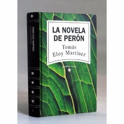 libro la novela de peron tomas eloy martinez