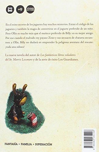 libro : la odisea de ollie  - joyce, william
