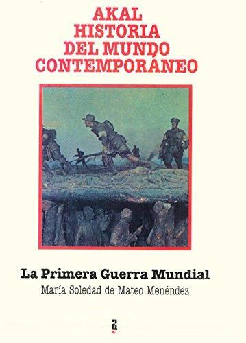 libro la primera guerra mundial - nuevo