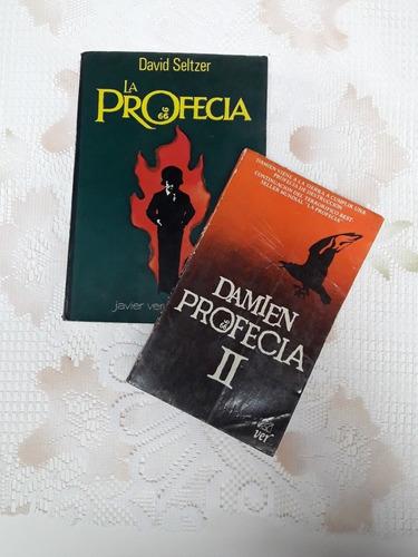 libro la profecia (david seltzer)