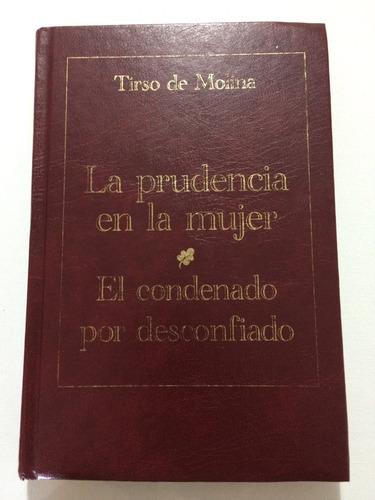 libro la prudencia en la mujer de tirso de molina. u56