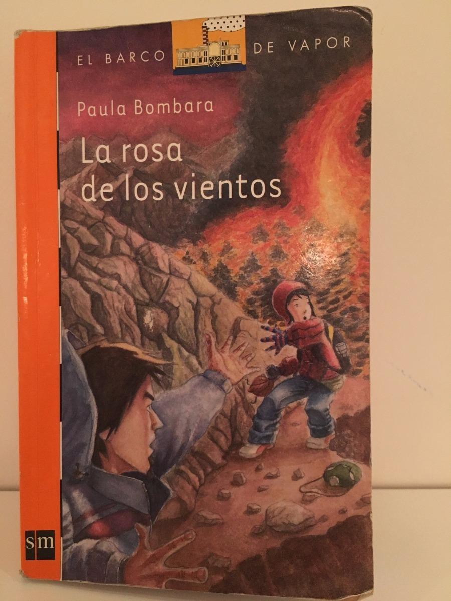 libro la rosa delos vientos de paula bombara