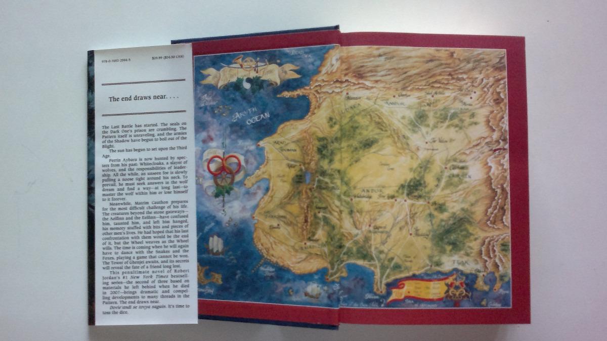 Libro la rueda del tiempo de robert jordan simil tolkien 180 cargando zoom gumiabroncs Choice Image