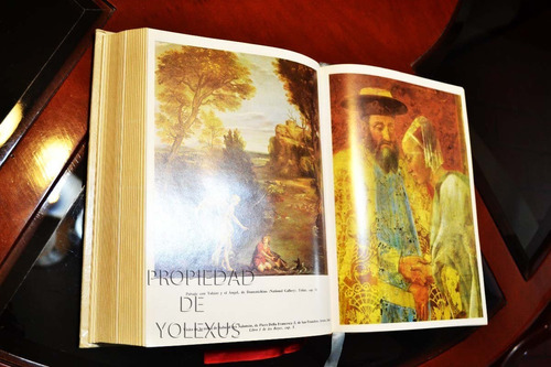 libro : la sagrada biblia de lujo-original