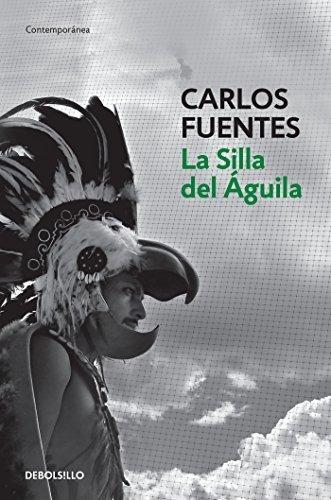 libro : la silla del aguila / the eagles throne a novel  -..