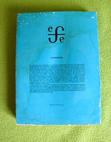 libro  la sociedad  de ely chinoy