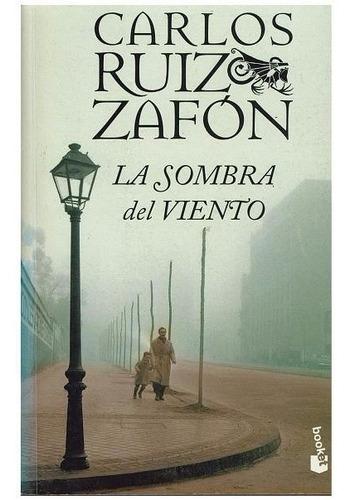 libro, la sombra del viento de carlos ruiz zafón.
