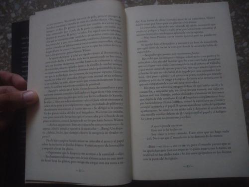 libro la sombra - john katzenbach
