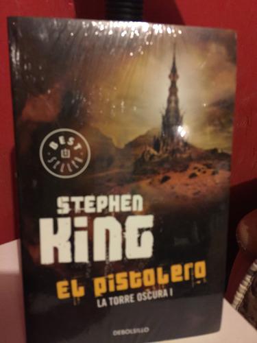 libro la torre oscura el pistolero stephen king