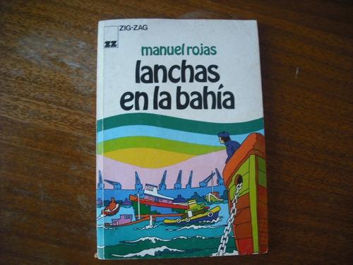 libro lanchas en la bahia manuel rojas (r796