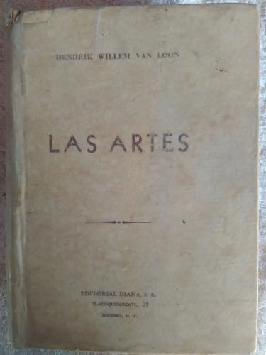 libro las artes de hendrik willen van loon