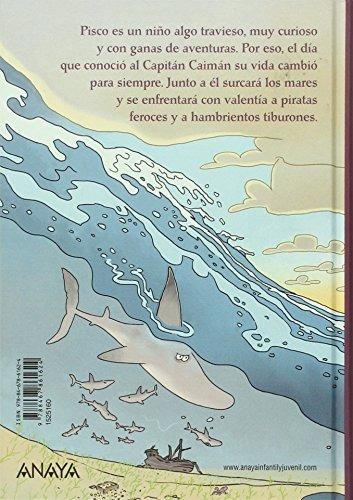 libro las aventuras de pisco