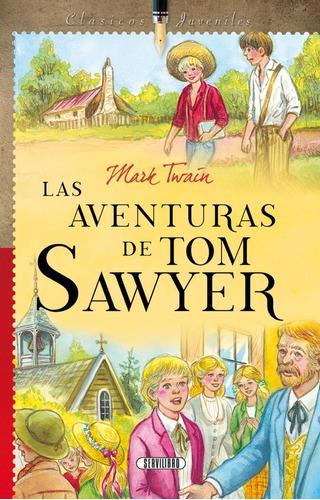 libro. las aventuras de tom sawyer. mark twain. servilibro.