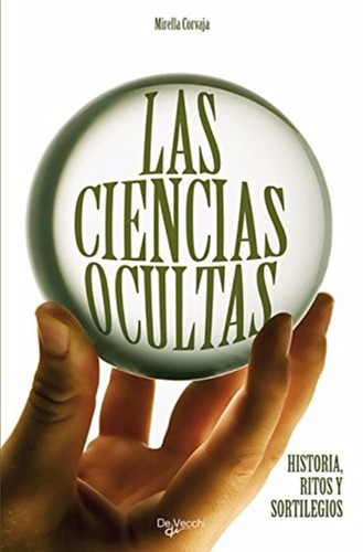 libro, las ciencias ocultas de mirella corvaja.