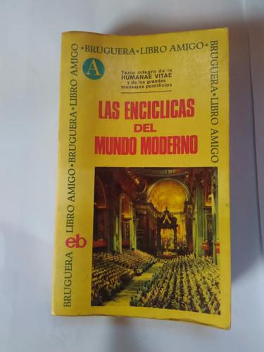 libro las enciclicas del mundo moderno