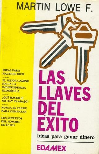 libro, las llaves del exito de martin lowe f.