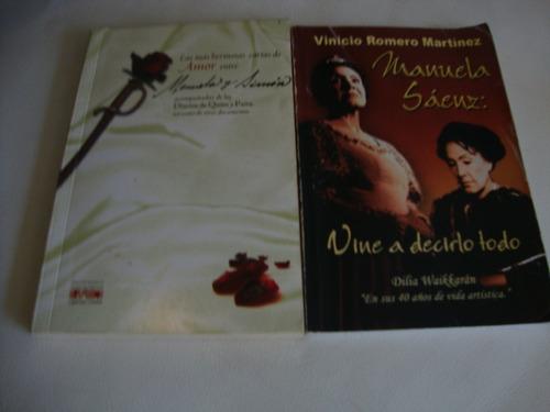 libro las mas hermosas cartas de amor entre manuela y simon