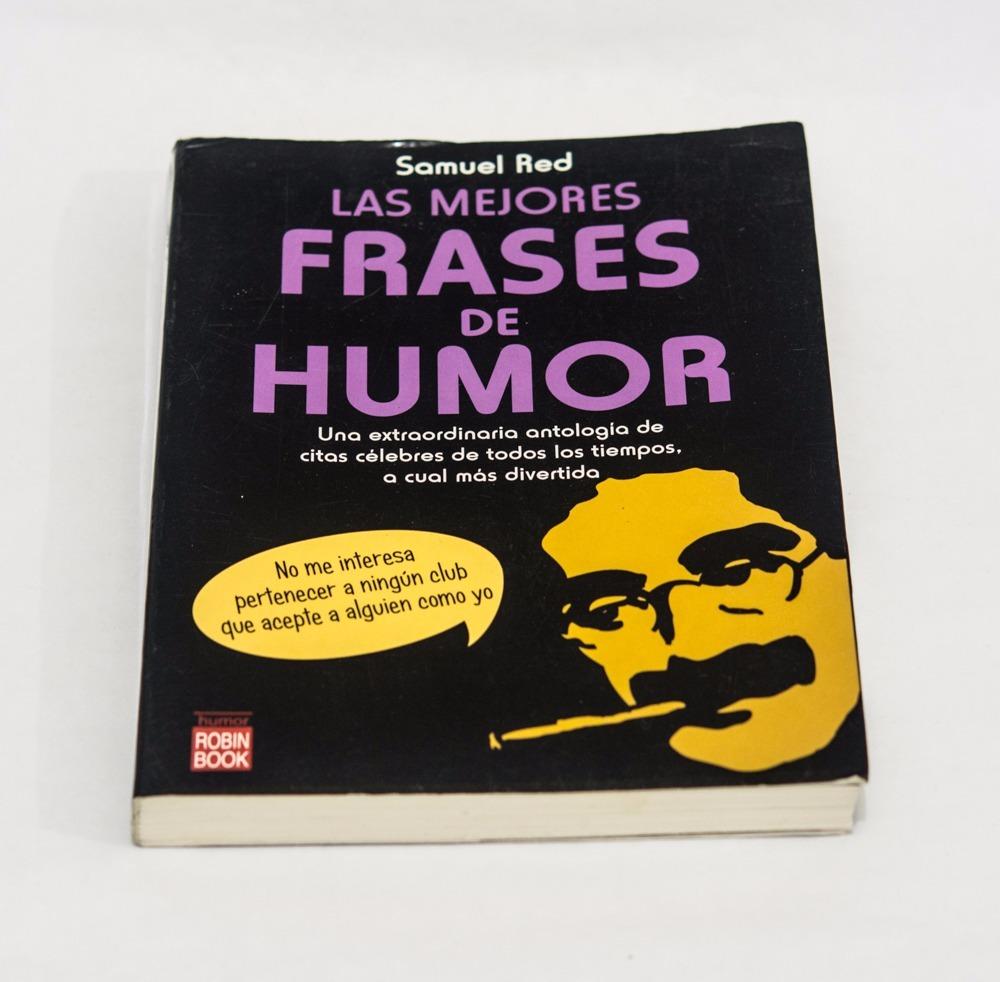 Libro Las Mejores Frases De Humor De Samuel Red Bs 50000