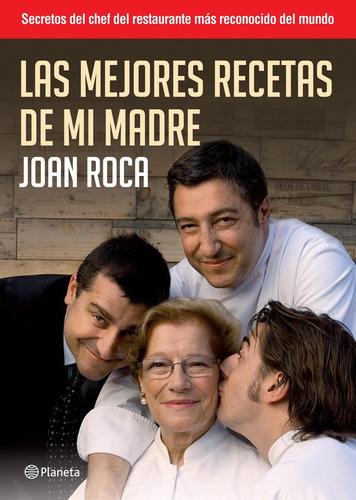 libro las mejores recetas de mi madre - ed. planeta