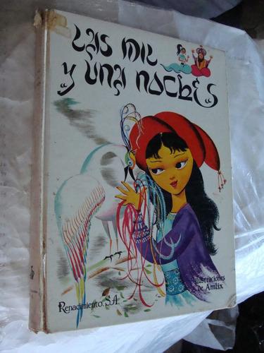 libro las mil y una noches  , editorial renacimiento  ,  135