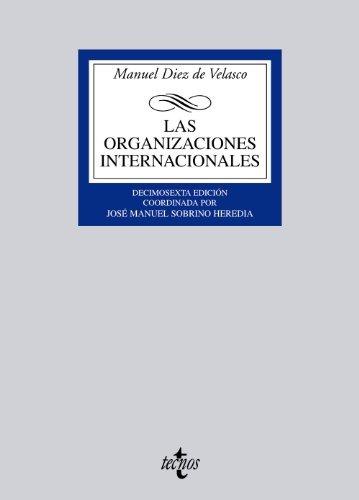 libro las organizaciones internacionales - nuevo