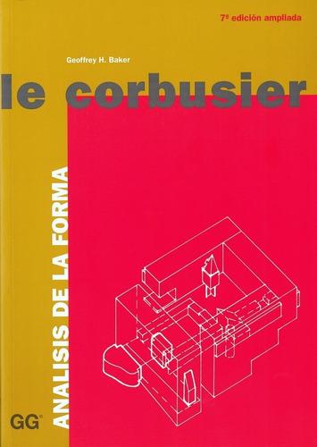 libro le corbusier. análisis de la forma