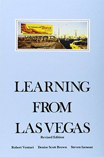 libro learning from las vegas: the forgotten symbolism of ar