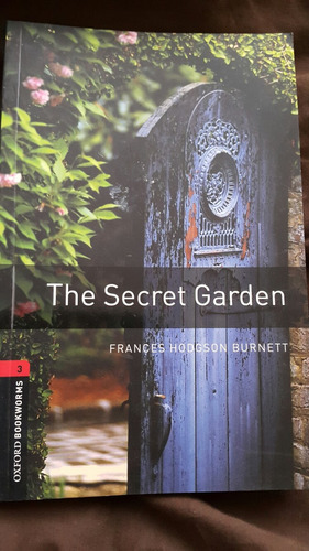 libro lectura inglés the secret garden de frances hodgson b.