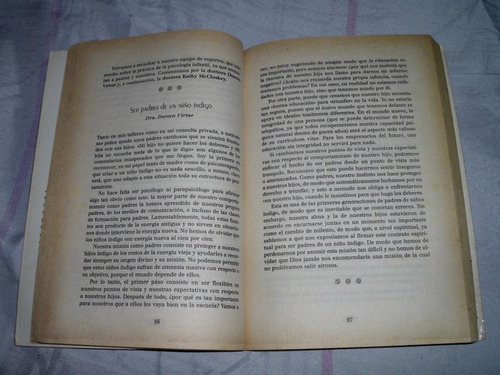 libro: lee carroll & jan tober - los niños índigo