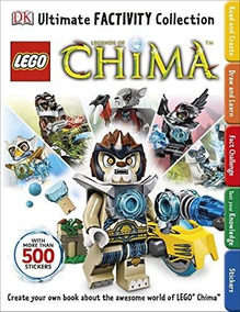 Lego Of Libro Legends Chima Factivity Ultimate Collection kiTwXuOPZl
