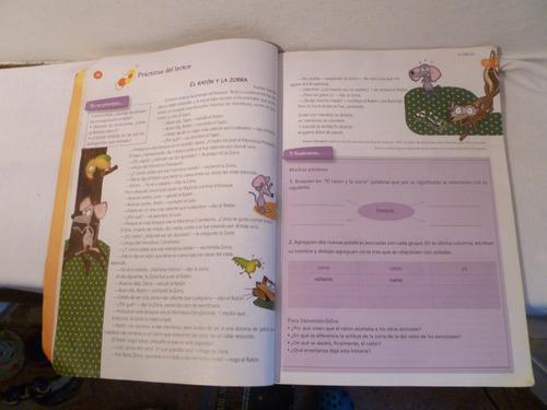 libro lengua practicas del lenguaje 4- puerto de palos