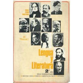 Libro, Lengua Y Literatura 5to Año Raul Peña Hurtado/ Yepez.
