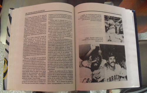 libro leones del caracas: crónica de una tradición