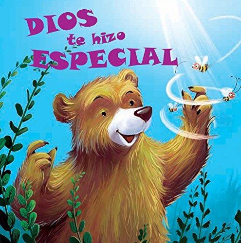 libro libro osos: dios te hizo especial - nuevo