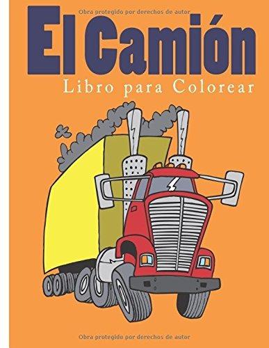 Libro : Libro Para Colorear El Camion - Coloring Pages F... - $ 549 ...
