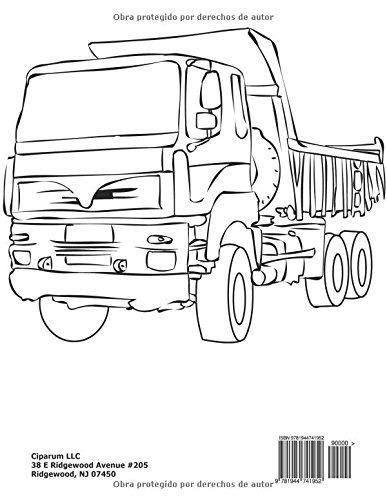 Dibujo De Bomberos En El Camión Para Colorear Dibujos Net