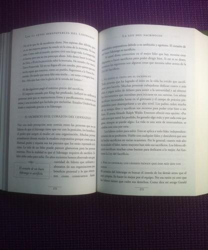 libro liderazgo al máximo de john maxwell