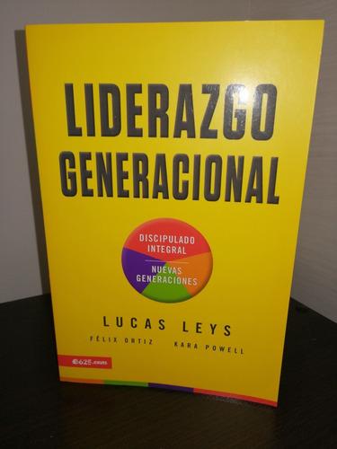 libro liderazgo generacional