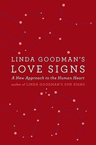 libro linda goodman's love signs - nuevo