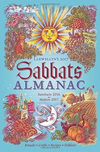 libro llewellyn's sabbats almanac 2017: samhain 2016 to mabo