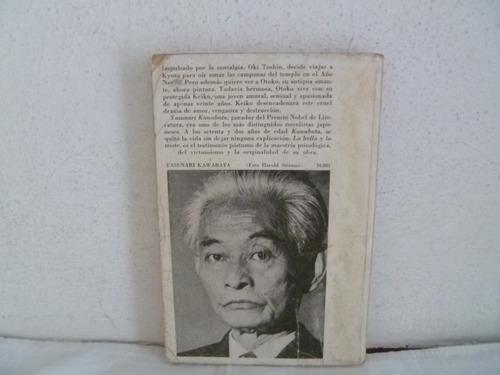 libro lo bello y lo triste de yasunari kawabata emece