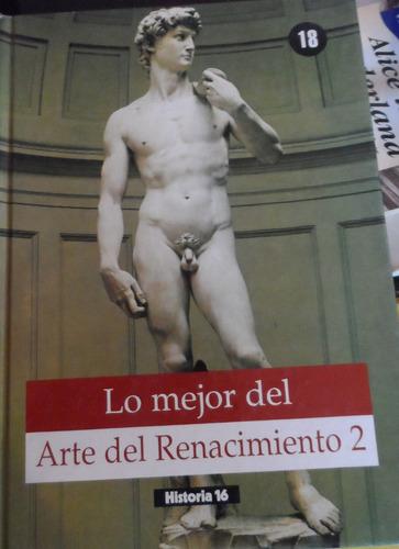 libro lo mejor del arte del renacimiento 2 salvador a ordax
