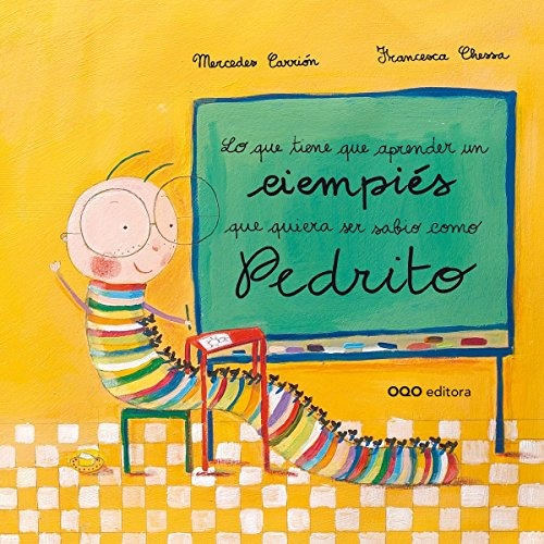 libro lo que tiene que aprender un ciempies qu - nuevo