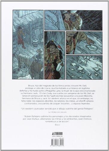 libro lobo de lluvia - nuevo
