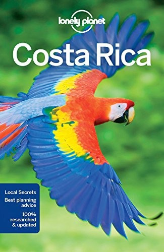 libro lonely planet costa rica - nuevo