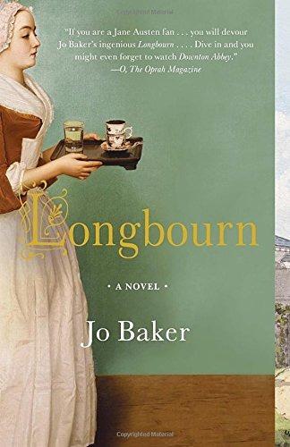 libro longbourn - nuevo