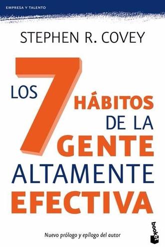 libro, los 7 hábitos de la gente altamente efectiva de covey